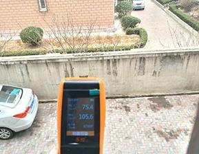 室外PM2.5空气质量检测