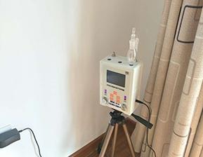 卧室空气质量检测图片