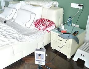 主卧室验收检测